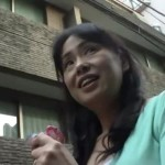 若作りをした奥様あけみさん50歳をナンパGET!