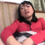 【初撮りAV】オチンポ大好き!若く見える50歳・吉原千香子
