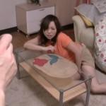 リモバイで羞恥プレイされる三十路母・大谷瑠華